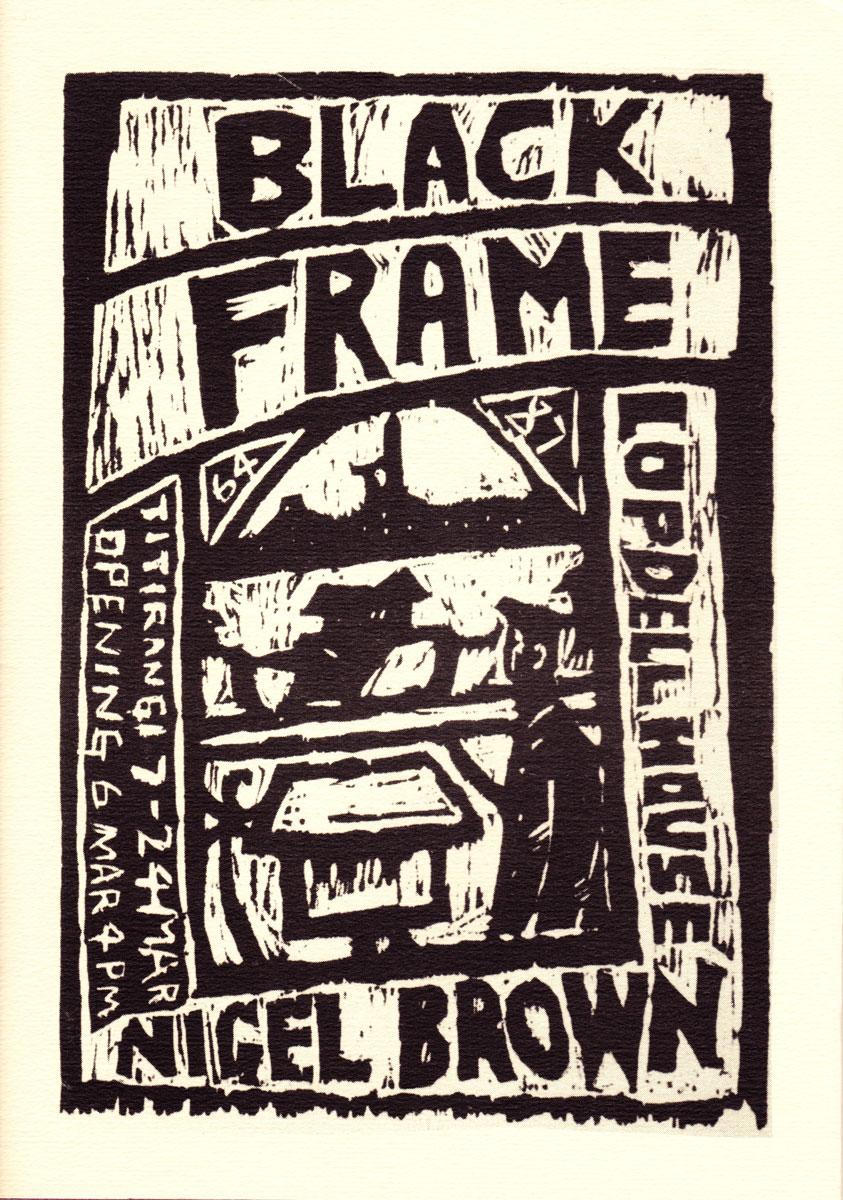 Black Frame (catalogue)