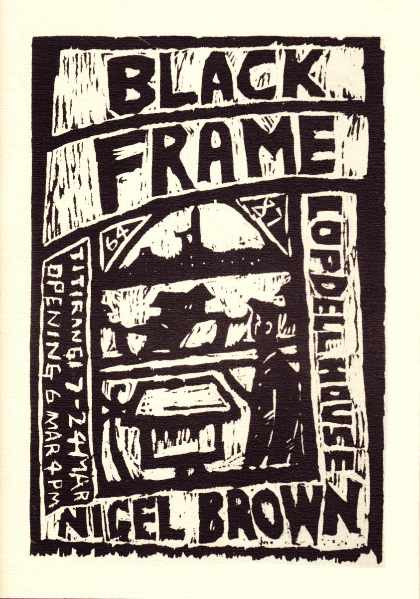 Black Frame (catalogue)