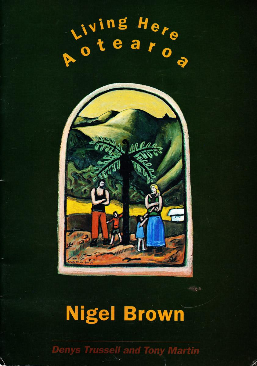 Living Here Aotearoa (catalogue)
