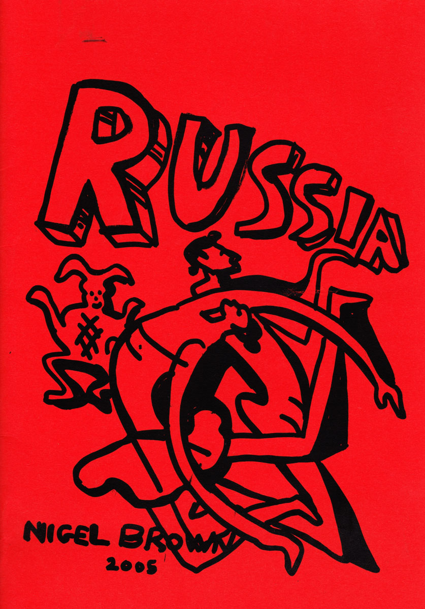 Russia: Notes of a Visit