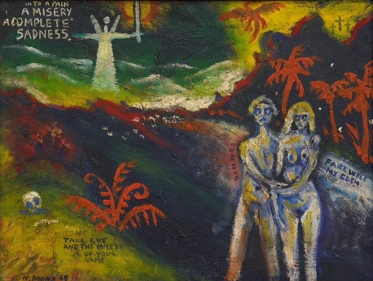 Adam and Eve (Farewell My Eden)