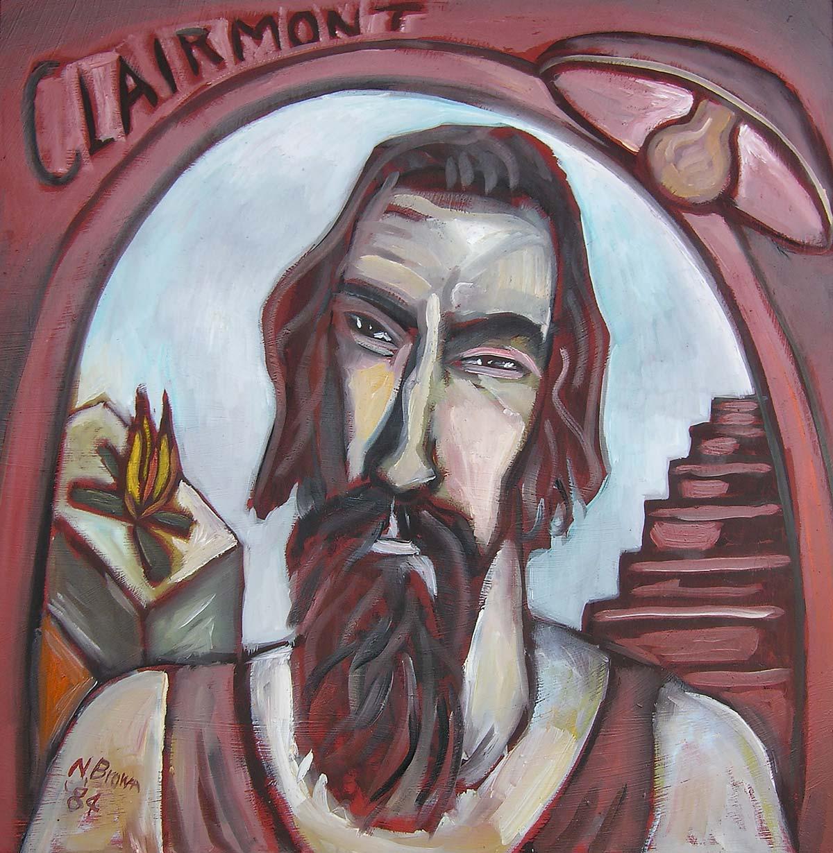 Clairmont Painting C