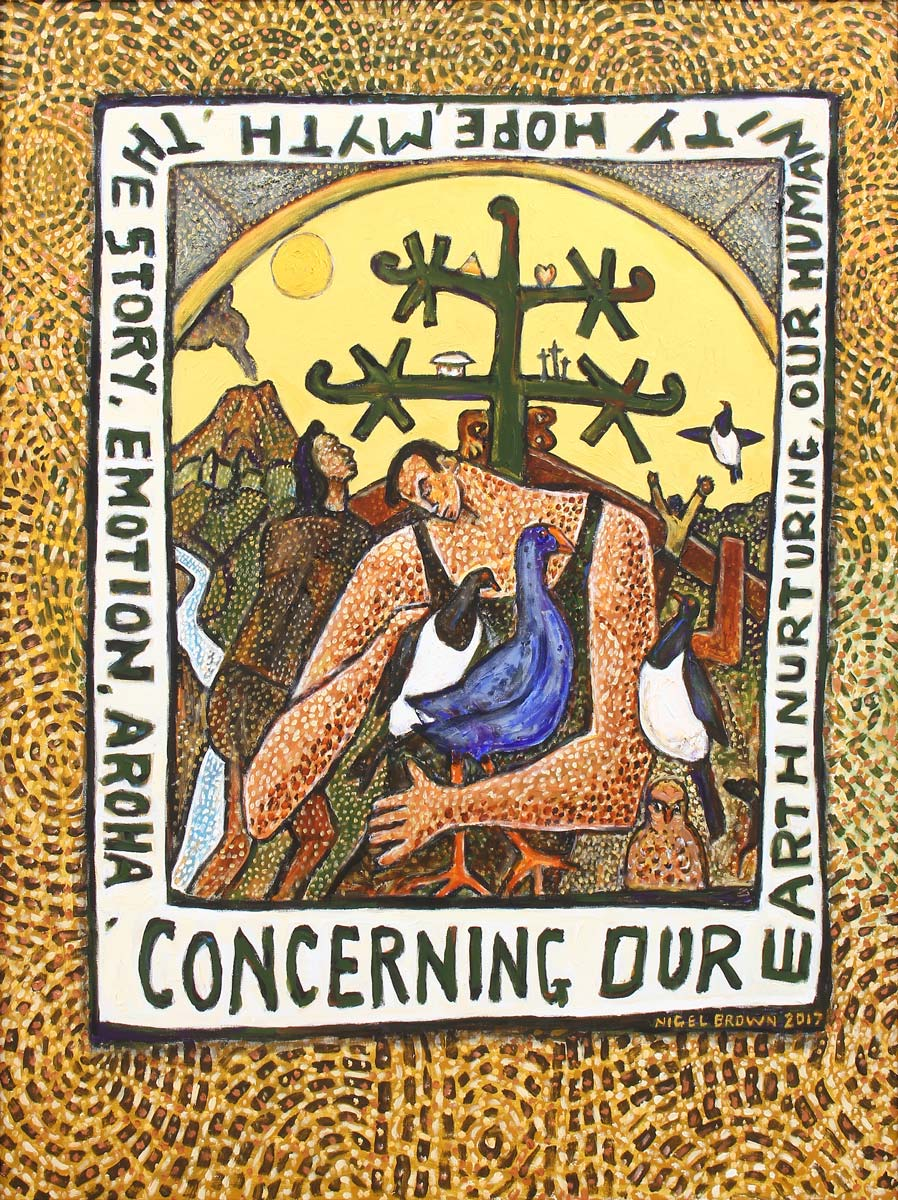 Concerning Our Earth Nurturing