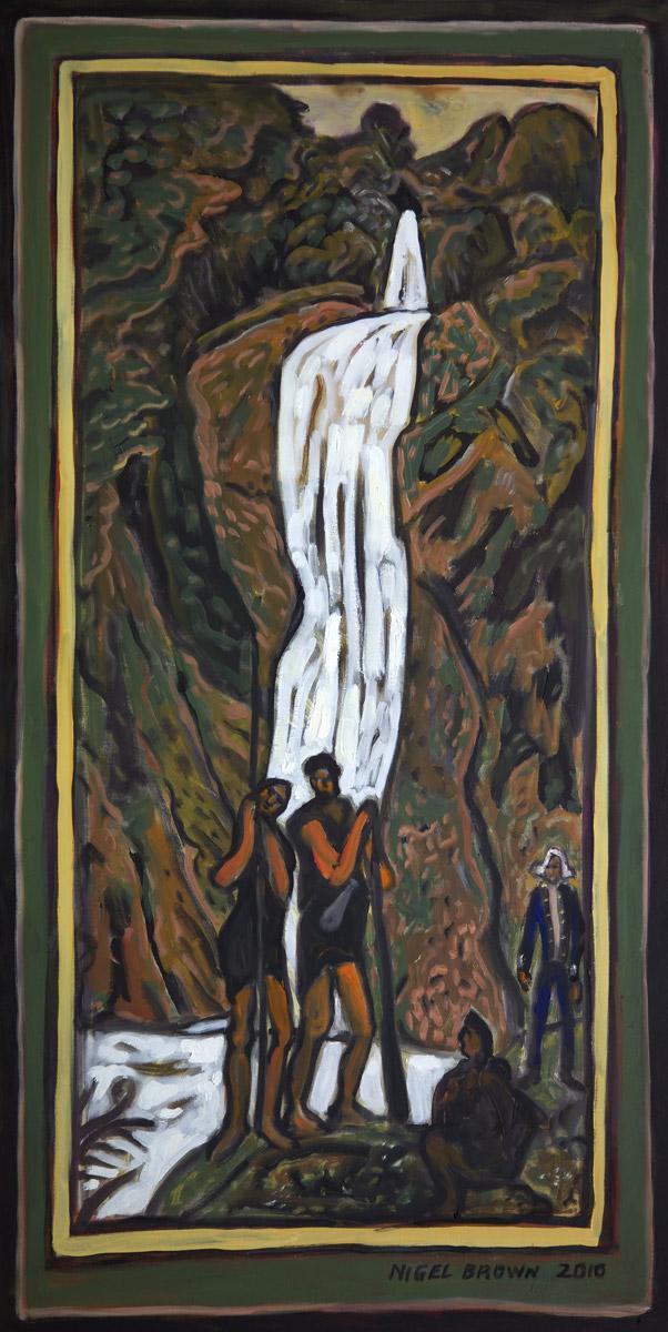 Māori Cascade