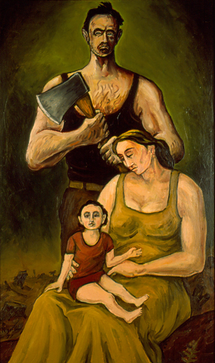 The Family of the Axeman