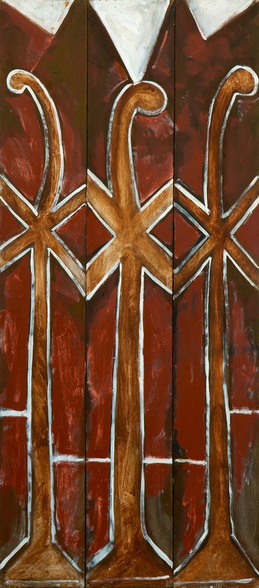 Titirangi Folding Door (front)