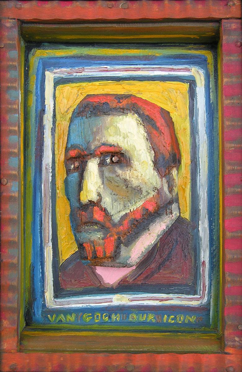 Van Gogh Our Icon