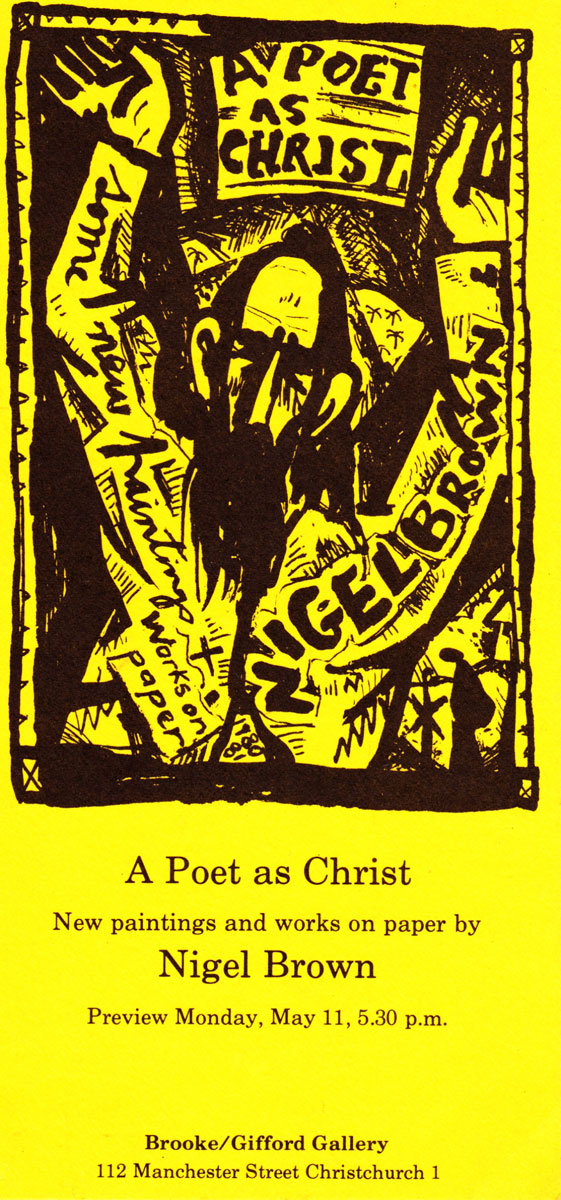 A Poet as Christ