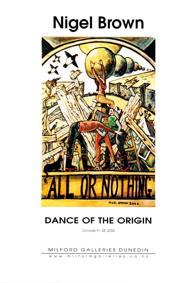 Dance of the Origin