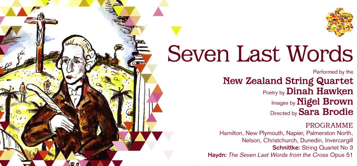 Seven Last Words: The Haydn Lithos