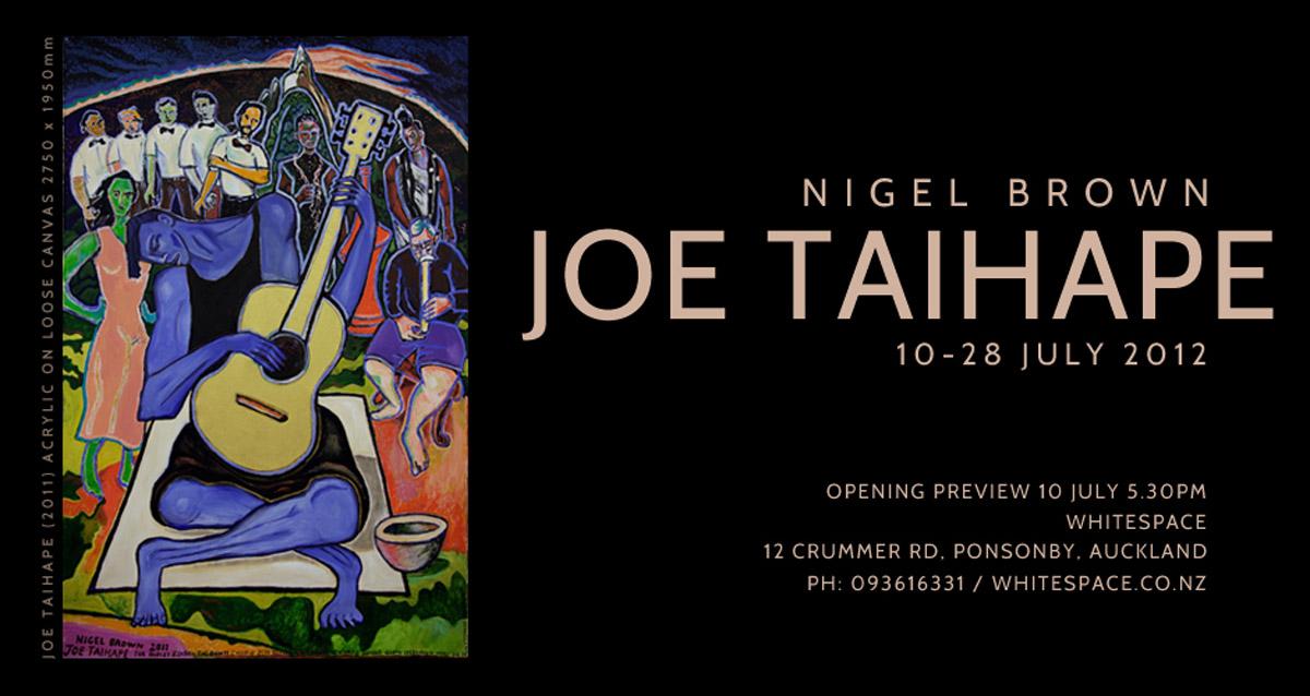 Joe Taihape